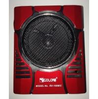 RADIO SPEAKER ALTOPARLANTE BLUETOOTH FM USB CON MICROFONO SD CARD RX-188 mshop