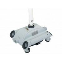 Robot pulitore Intex 28001 per fondo piscina fuoriterra Auto pool Cleaner mshop