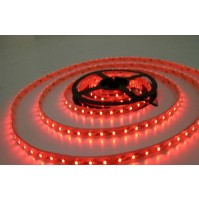 STRISCIA LED 3528 ROSSA 300 LED 5 METRI BOBINA LUCE DECORATIVA mshop
