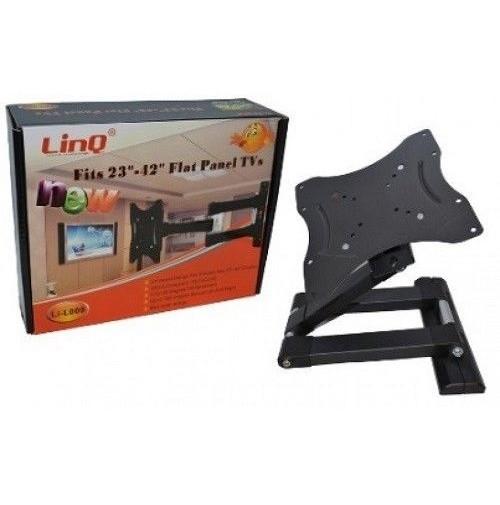 Porta Tv 42 Pollici.Supporto Staffa Porta Tv Flat Monitor Parete Muro 23 42 Pollici Li L009 Mshop