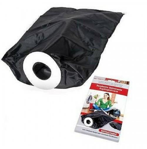 Sacchetto sacco universale aspirapolvere lavabile riutilizzabile 566214 mshop