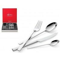 Servizio posate 24 pezzi Lagostina Giada forchetta cucchiaio coltello inox mshop