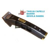 TAGLIACAPELLI RASOIO REGOLA TAGLIA BARBA BASETTE 5 LUNGHEZZE SONAR SN-6200 mshop