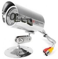 TELECAMERA 36 LED VIDEOSORVEGLIANZA INFRAROSSI 3.6 mm VIDEOCAMERA ABQ2007 mshop