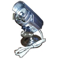 TELECAMERA 36 LED VIDEOSORVEGLIANZA INFRAROSSI 3.6 mm VIDEOCAMERA ABQ8077 mshop