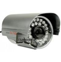 TELECAMERA VIDEOCAMERA 32 LED VIDEOSORVEGLIANZA INFRAROSSI 6MM CCTV DN2009 mshop