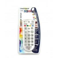 TELECOMANDO UNIVERSALE CHUNGHOP L208 TV + DVB-T + SAT MULTI CONTROLLO mshop