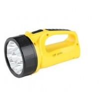 TORCIA 9LED LAMPADA RICARICABILE LUCE ILLUMINA POTENTE FINO A 500M LED710A mshop