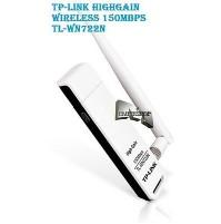 TP-LINK ANTENNA ADATTATORE USB WIRELESS ADAPTER 150Mbps TL-WN722N WIFI mshop