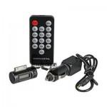 TRASMETTITORE FM PER IPHONE 3GS 4G 3G IPAD IPOD AUTO LETTORE RADIO MP3 CAR mshop