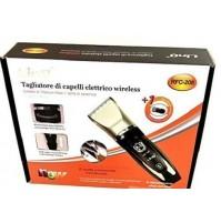 Tagliacapelli Regola Barba Rasoio Elettrico Uomo Capelli LINQ RFC-208 mshop