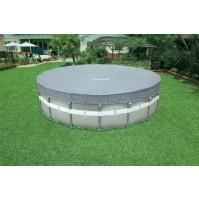 Telo di copertura Intex 28040 deluxe per piscina Ultra Frame da 488 cm mshop