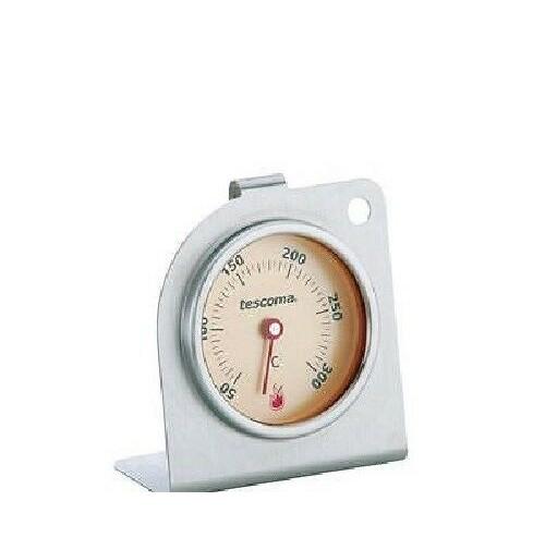 Termometro da forno Tescoma acciaio inox 636154 da 50 a 300°C Gradius mshop