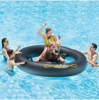 Toro Rodeo gonfiabile galleggiante 56280 Intex Inflatabull da piscina new mshop