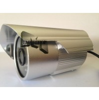 VIDEOCAMERA TELECAMERA HD 24 LED CAMERA VIDEOSORVEGLIANZA INFRAROSSI 8 mm mshop