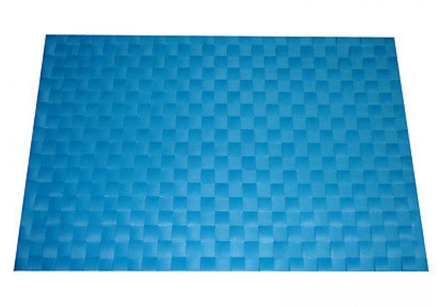 Tovaglietta all 39 americana intrecciata tovaglia tavola - Tavola azzurra 3 ...