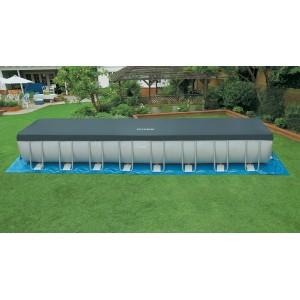 Intex telo base per piscina ultra frame rettangolare 975 x - Telo per piscina intex ...