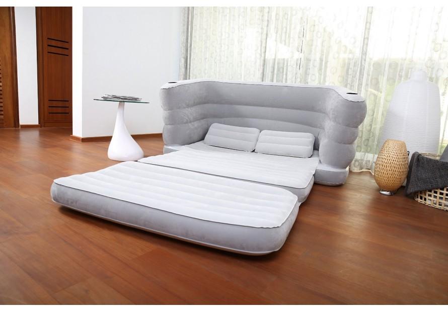 bestway letto divano gonfiabile multi max ii sofa bed