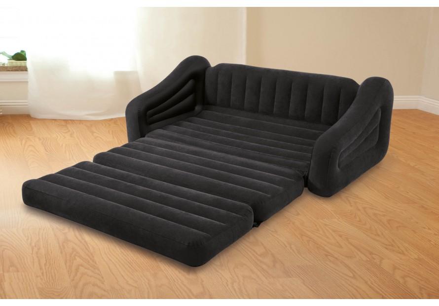 Intex 68566 np sofa bed materasso gonfiabile divano letto - Materasso per poltrona letto ...