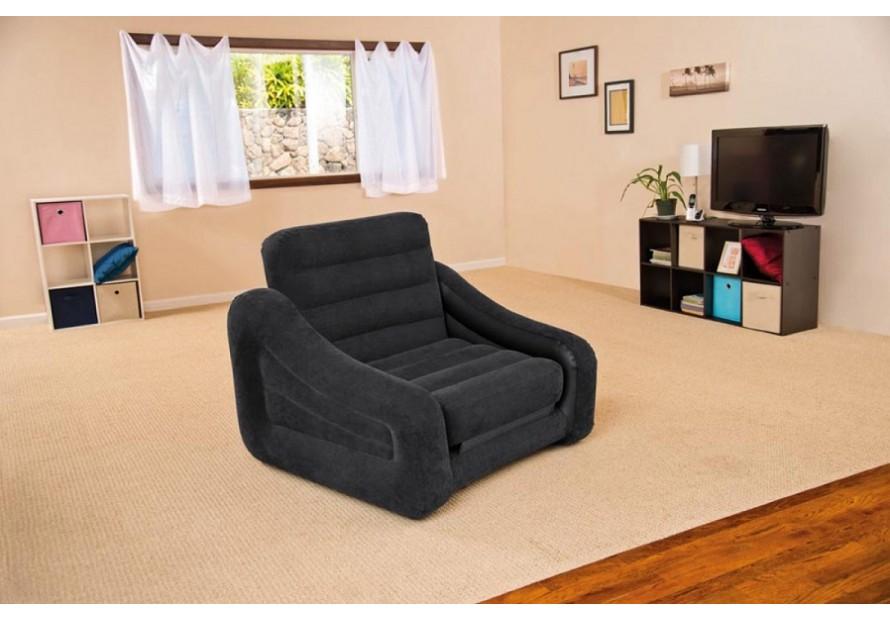Intex sofa bed materasso gonfiabile divano poltrona 68565 - Poltrona letto gonfiabile ...