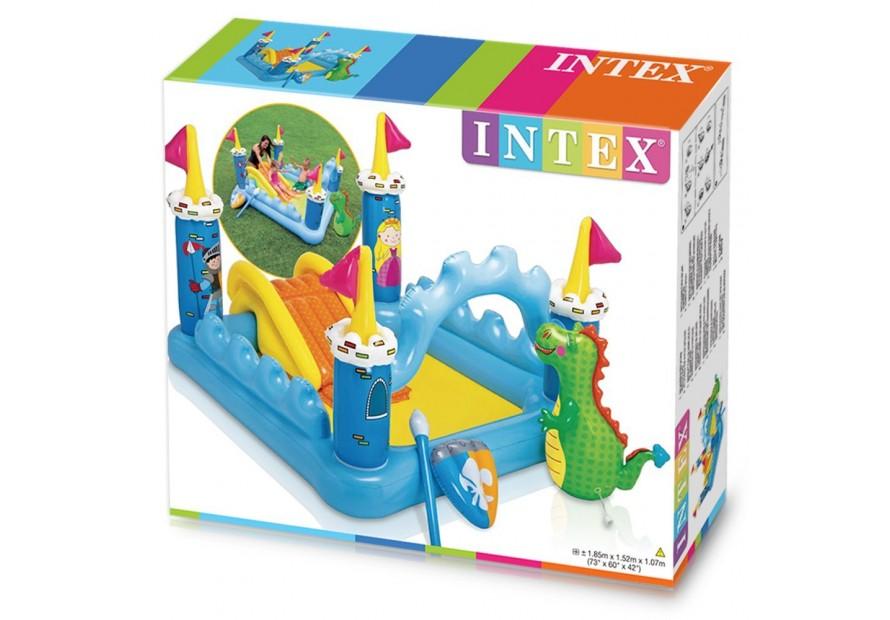 Intex 57138 piscina playcenter castello bambini giochi - Amazon piscina bambini ...