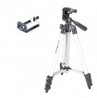 CAVALLETTO TREPPIEDE TRIPOD PER VIDEOCAMERA FOTOCAMERA WEIFENG WT-3110A