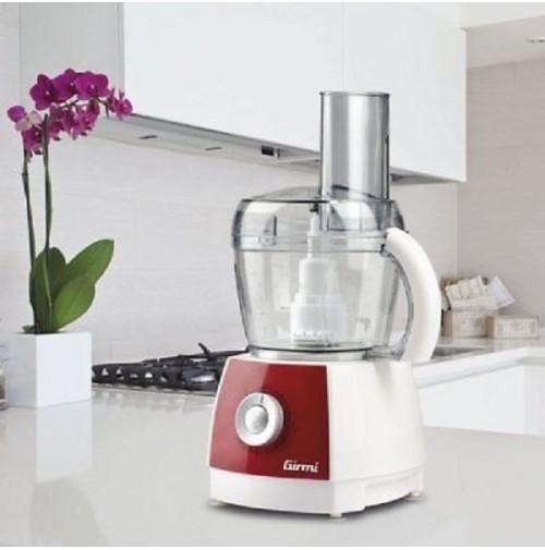Robot Da Cucina Multifunzione Girmi Rb15 Trita Grattugia Impasta 300w