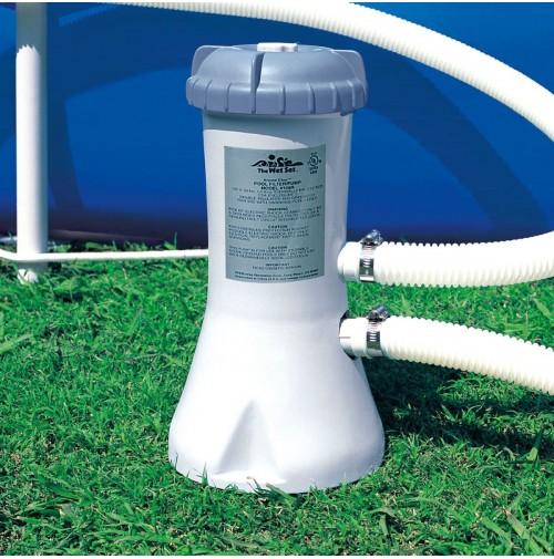 Depuratore Per Piscina.Pompa Filtro Intex Per Piscina Easy Frame Depuratore 3785 L H 56638 28638