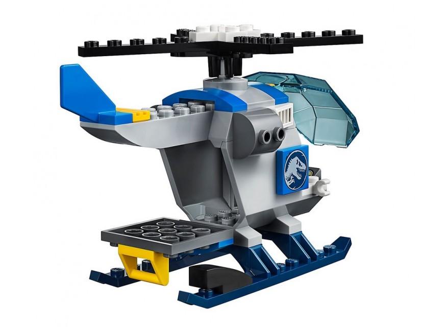 COZTRUZIONI LEGO JUNIORS 10756 JURASSIC WORLD FUGA DALLO PTERANODONTE
