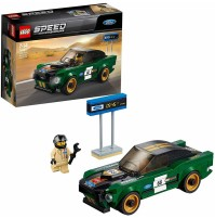 LEGO Speed Champions 1968 Ford Mustang Fastback 75884 183 pz