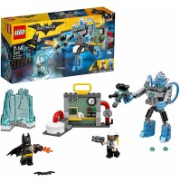 LEGO The Batman Movie L'attacco congelante di Mr. Freeze 70901 201 pz