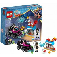 LEGO DC Super Hero Girls 41233 Il Carro Armato di Lashina Supergirl 145 pz