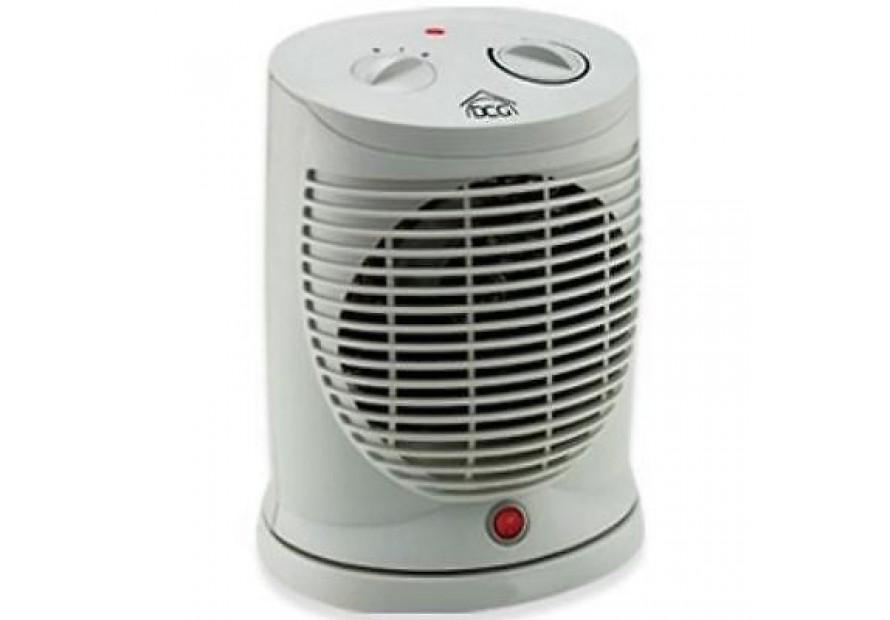 Dcg termoventilatore verticale oscillante ventilatore for Ventilatore verticale