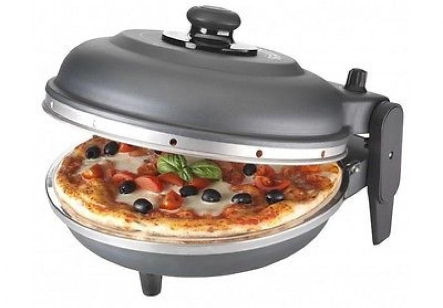Optima forno pizza express napoli grigio elettrico pietra - Pietra per forno elettrico ...