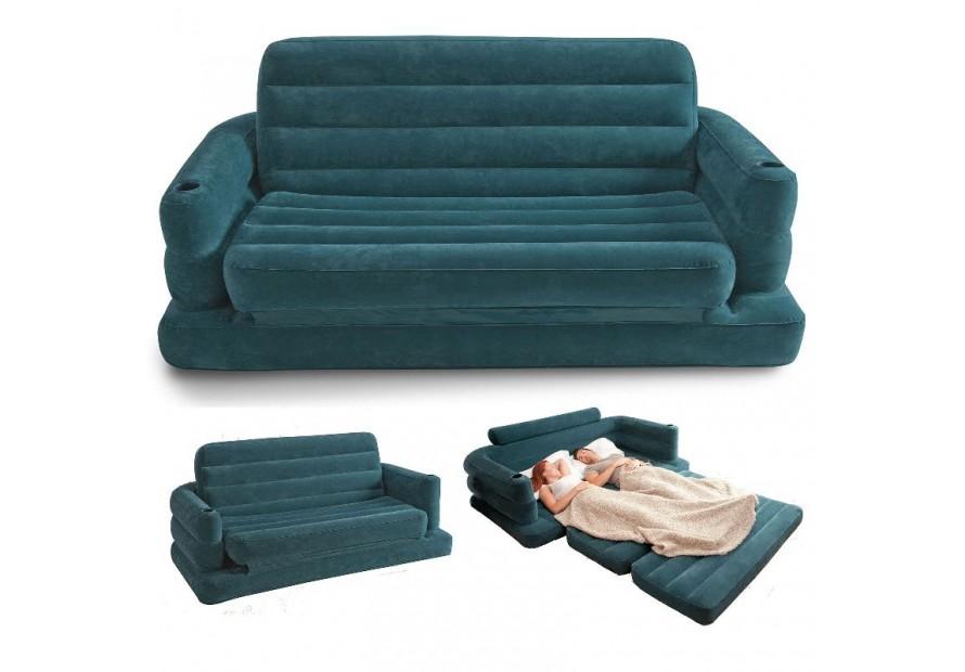 Intex sofa bed materasso gonfiabile letto divano poltrona - Poltrona letto gonfiabile ...