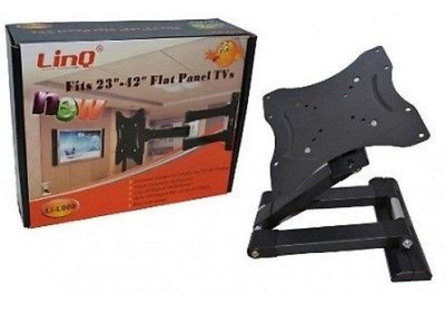Supporto staffa porta tv flat monitor parete muro 23 42 - Supporto porta tv ...