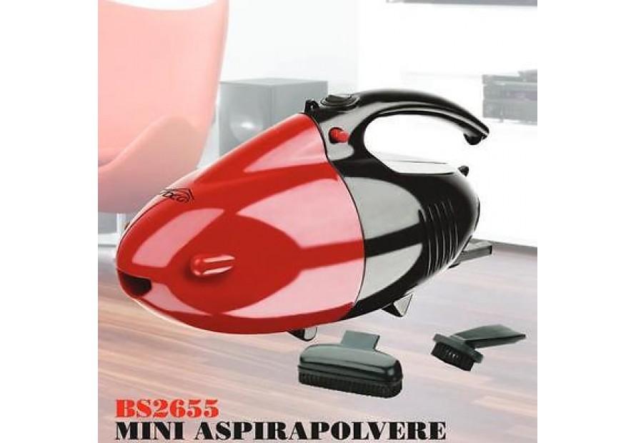 Dcg mini aspirapolvere aspira polvere casa auto ufficio computer bs 2655 mshop - Aspirapolvere per piscina ...