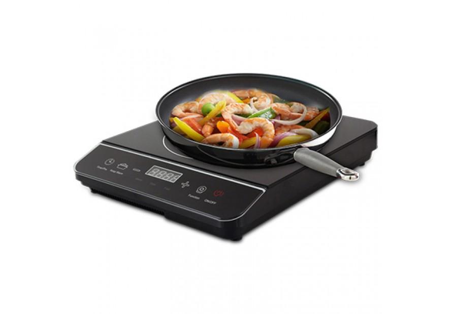 Beper piano cottura piastra cucina elettrica induzione fornello 2000 w mshop ebay - Piastra elettrica cucina ...