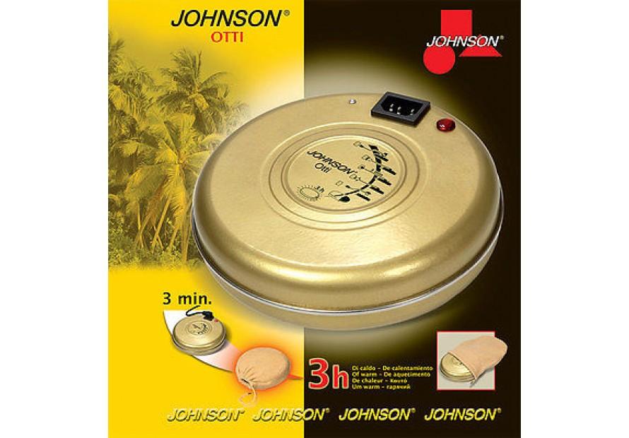 Johnson scaldino elettrico scalda mani letto otti 560 w - Scaldino elettrico da letto ...