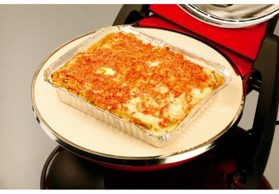 G3 ferrari forno pizza express plus elettrico pietra - Forno con pietra refrattaria ...