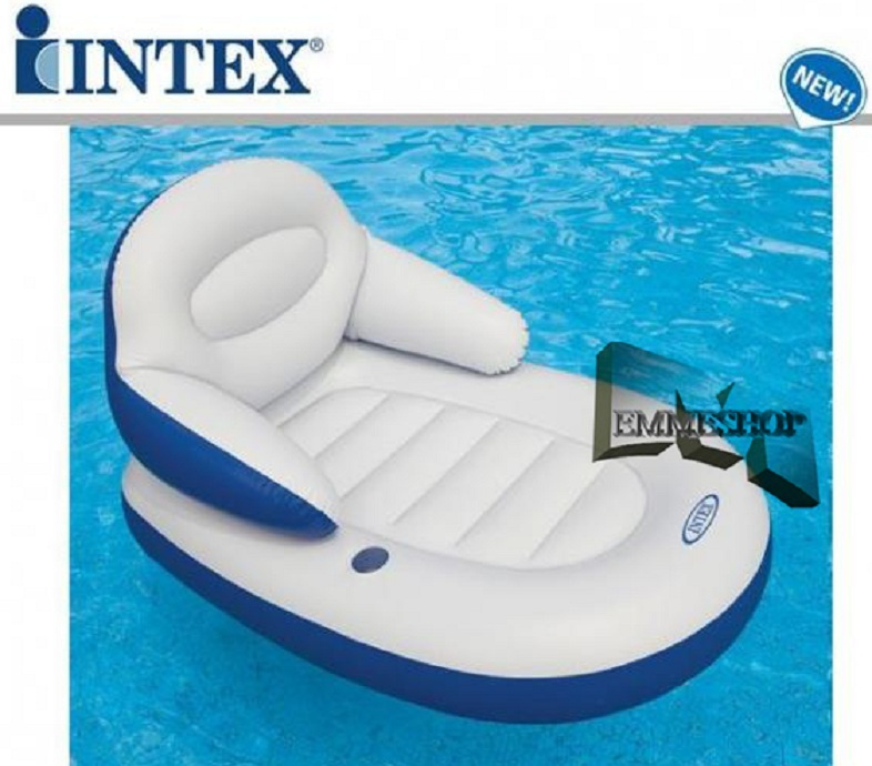 Intex piscina poltrona lounge gonfiabile relax mare for Ebay piscinas