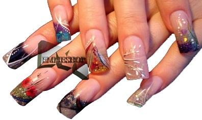 Lampada Uv Fornetto Per La Ricostruzione Unghie Manicure
