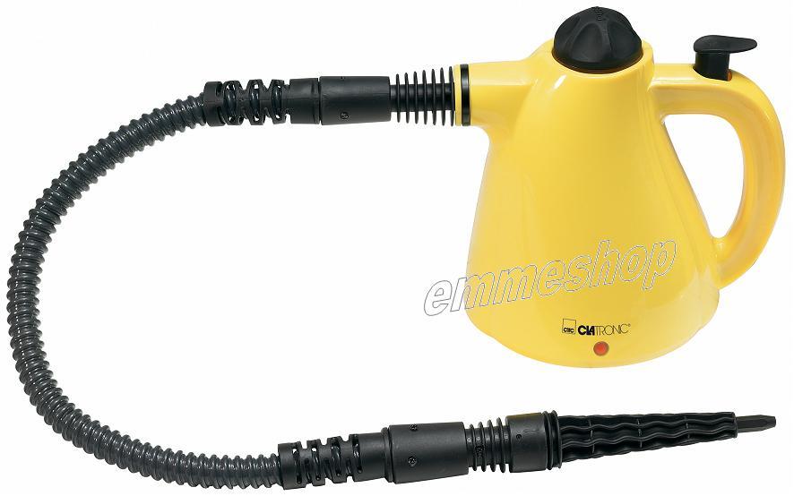 Vaporetto macchina pulitrice a vapore 100 c 1000w dr 977 for Clatronic scopa a vapore